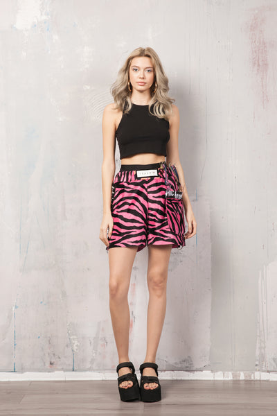 Pink Zebra Bottoms