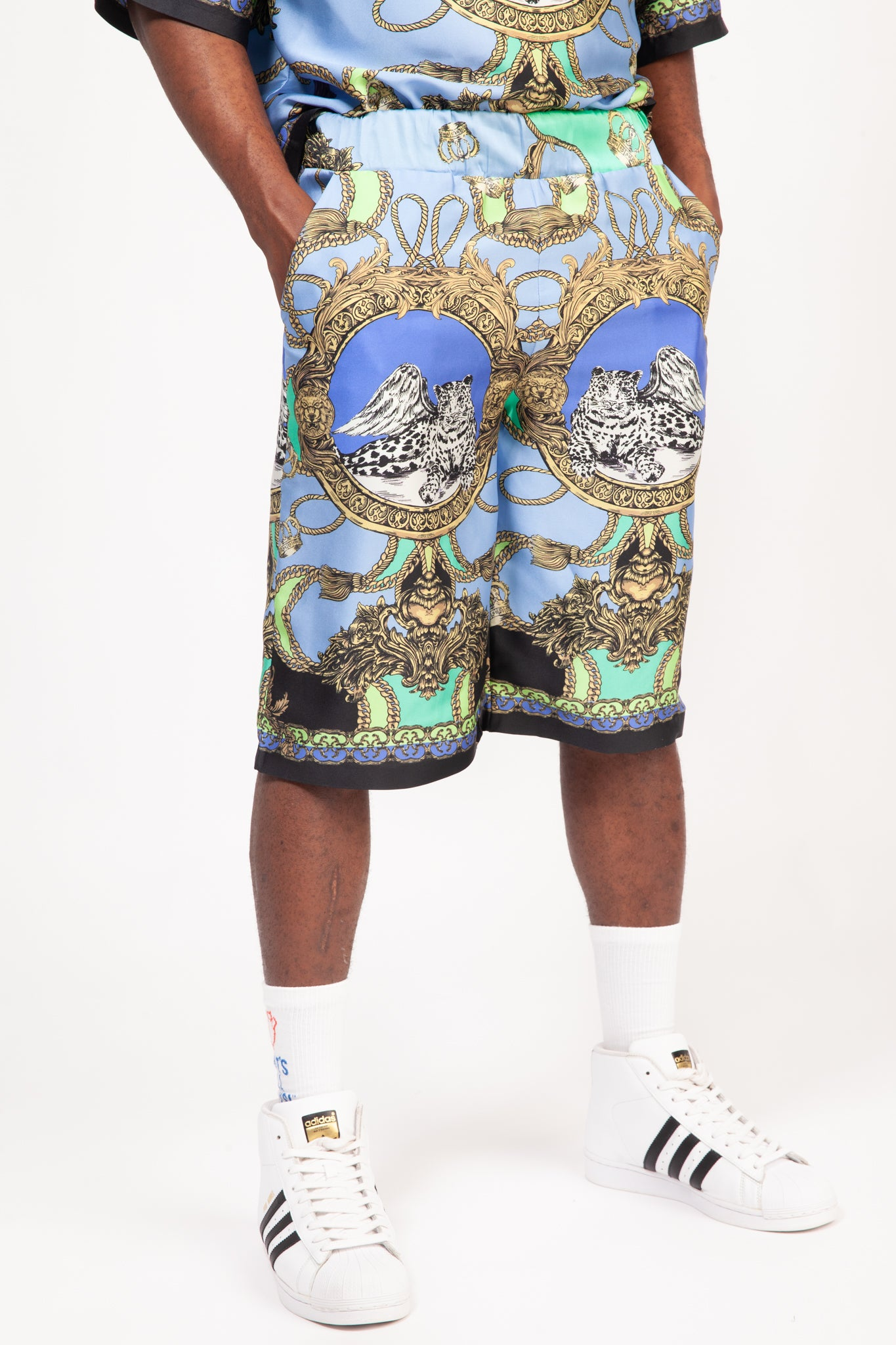 IT'S A JUNGLE OUT THERE Shorts