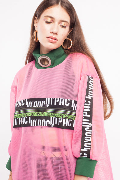 ELECTRIC PINK Sweatshirt