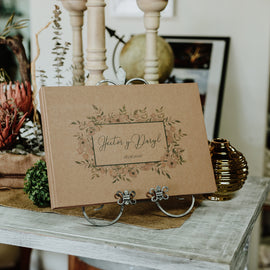 Personalized guest book or Album