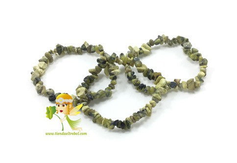 Pulsera Serpentina Chip