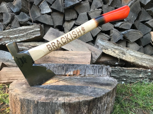 Brackish x Hardcore Hammers Hatchet