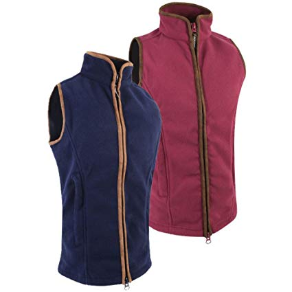 Womens Jack Pyke Fleece Gilet
