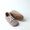 Hugo pre-walker unisex grey suede baby runner