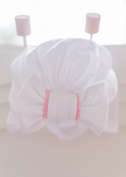 The Rosebud Turban