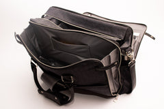 Black KETCHBAG - CarryAll Day Bag + Wallet