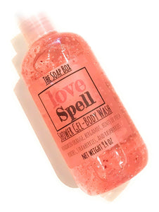 Love Spell Bath & Body