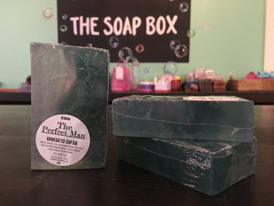 The Perfect Man Soap Bar
