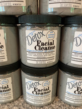 Detox Facial Cleanser With Activated Charcoal