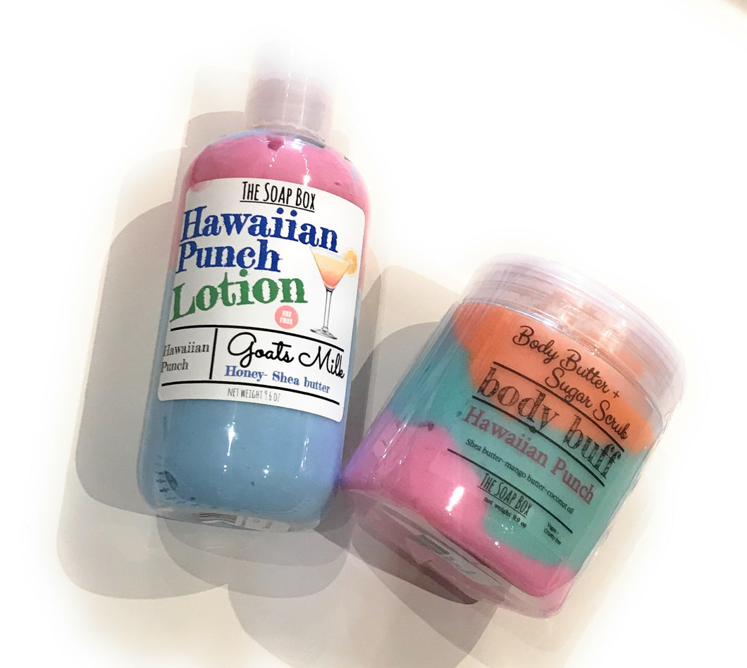 Hawaiian Punch collection - new