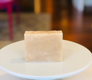Coconut Almond Soap Bar- Vegan