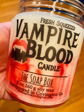 Vampire blood candle - choose size - New