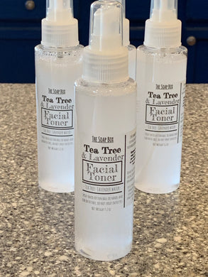 Tea Tree & Lavender Facial Toner