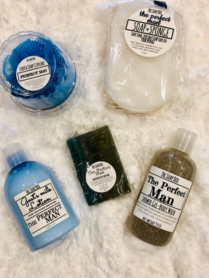 The PERFECT Man Bath & Body