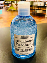 Sandalwood Patchouli Bath & Body