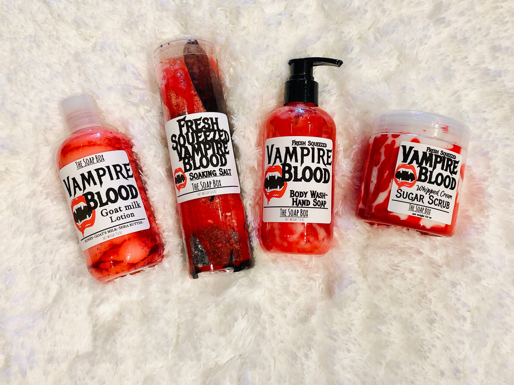 Vampires Blood Collection