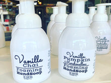 10 oz Foaming hand soap - choose your scent