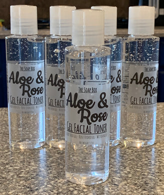 Aloe & Rose Facial Toner
