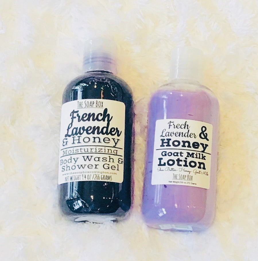 French lavender and honey Collection NEW