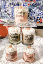 Bakery Candles Frosted - Choose your scent