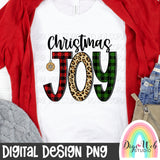 Christmas Joy - Digital Sublimation Printable