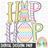 Hip Hop - Digital Sublimation Printable