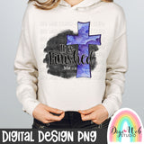 It Is Finished - Digital Sublimation Printable