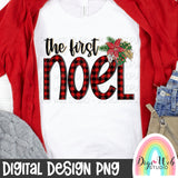 The First Noel - Digital Sublimation Printable