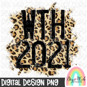 WTH 2021 - Digital Sublimation Printable