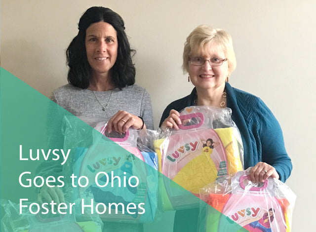 Meet Give Luv™ Recipient - Northeast Ohio Adoption Services