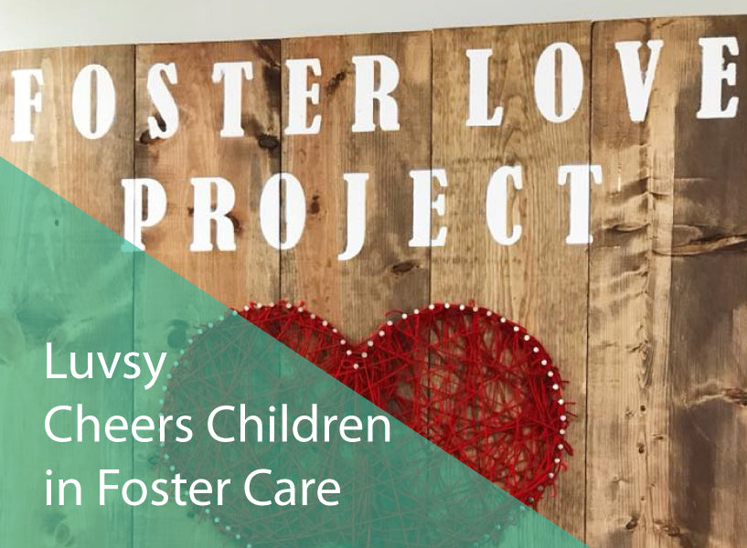 Meet Give Luv™ Recipient - Foster the Love Project in Pittsburgh, PA