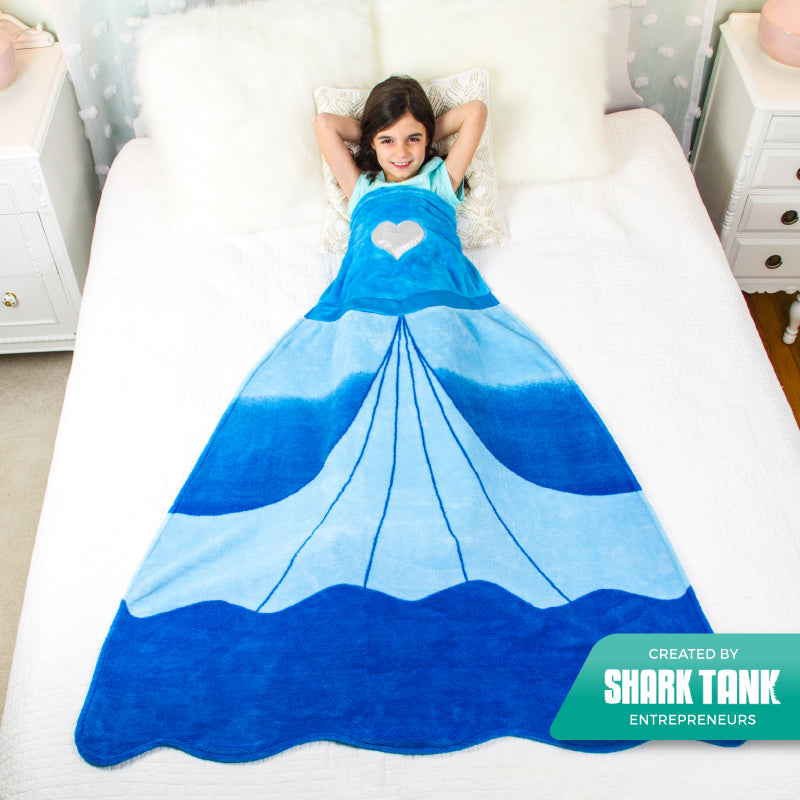 Luvsy Throw Blanket - Princess Dress