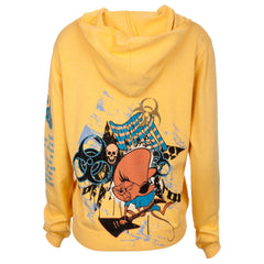 Looney Tunes Women's Lemon Zip Hoodie Speedy Gonzalez