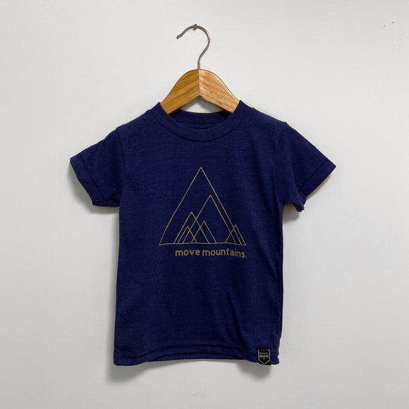 Move Mountains. [T-Shirt]
