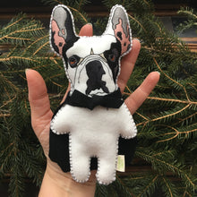 Custom Felt Dog Replica- Small