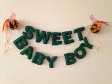 "2"" Custom Felt Stuffed Banner"