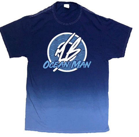 "Adult Ocean Man ""Two Tone"" Tee"