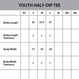 Youth - Half-Dip Signature Tee