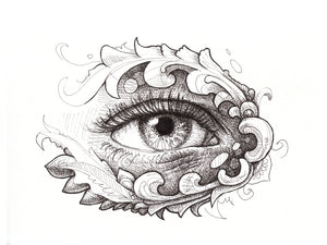 Eye Got This Original Drawing