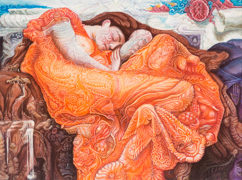 """Flaming June (Remix)"""