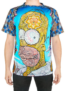 Homer Sublimated T-shirt