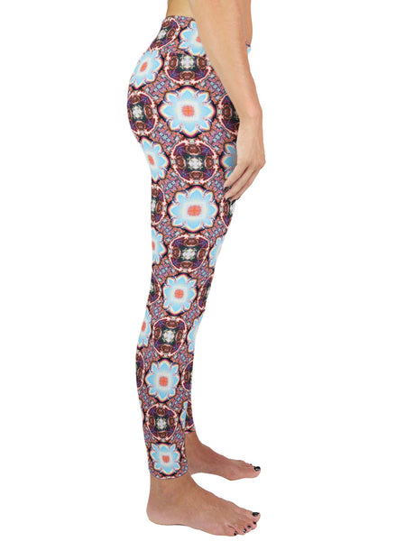 Watts Pattern Active Leggings