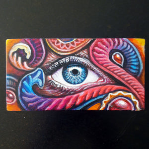 Original Painting / Stash Box