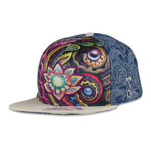 Flower Power Grassroots Hat