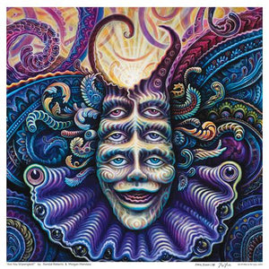 ARE YOU SHPONGLED? 24 x 24 print