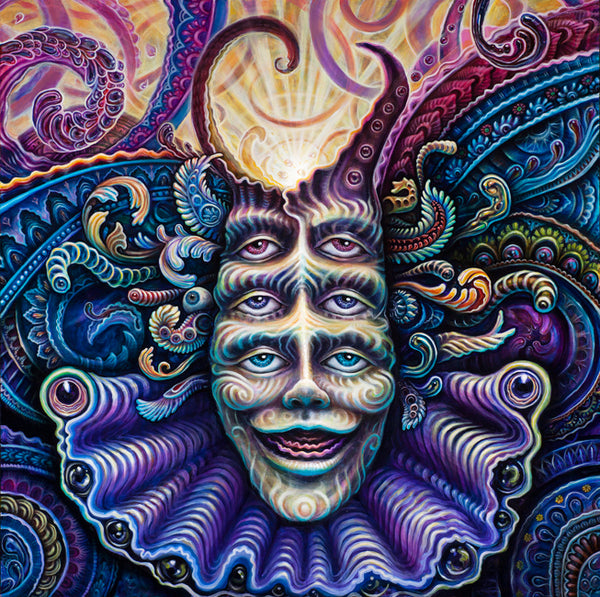 """Are You Shpongled?"" 24x24"