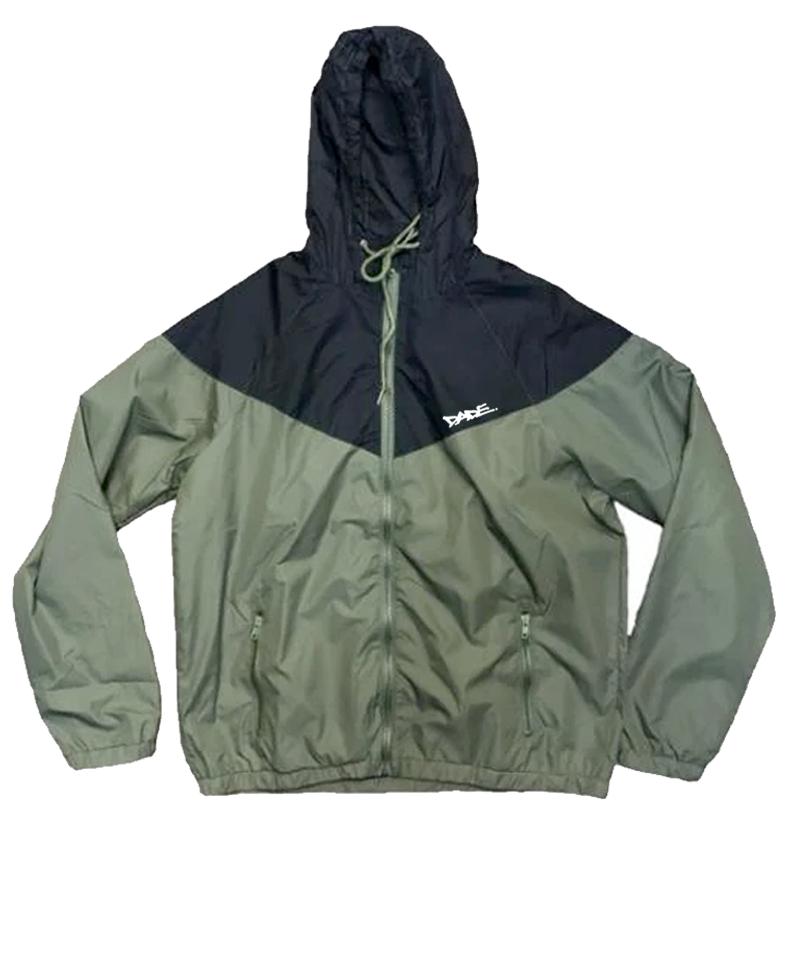 Miami Bass Camo Wind Breaker