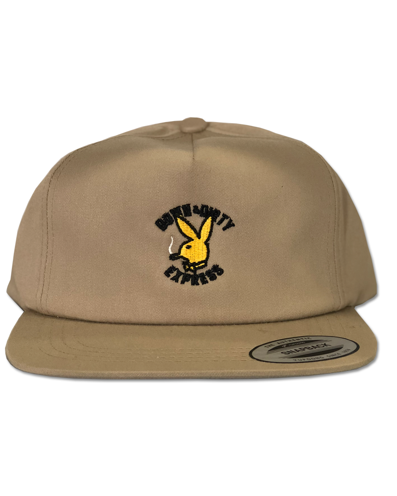 Down And Dirty Express Unconstructed Snap Back