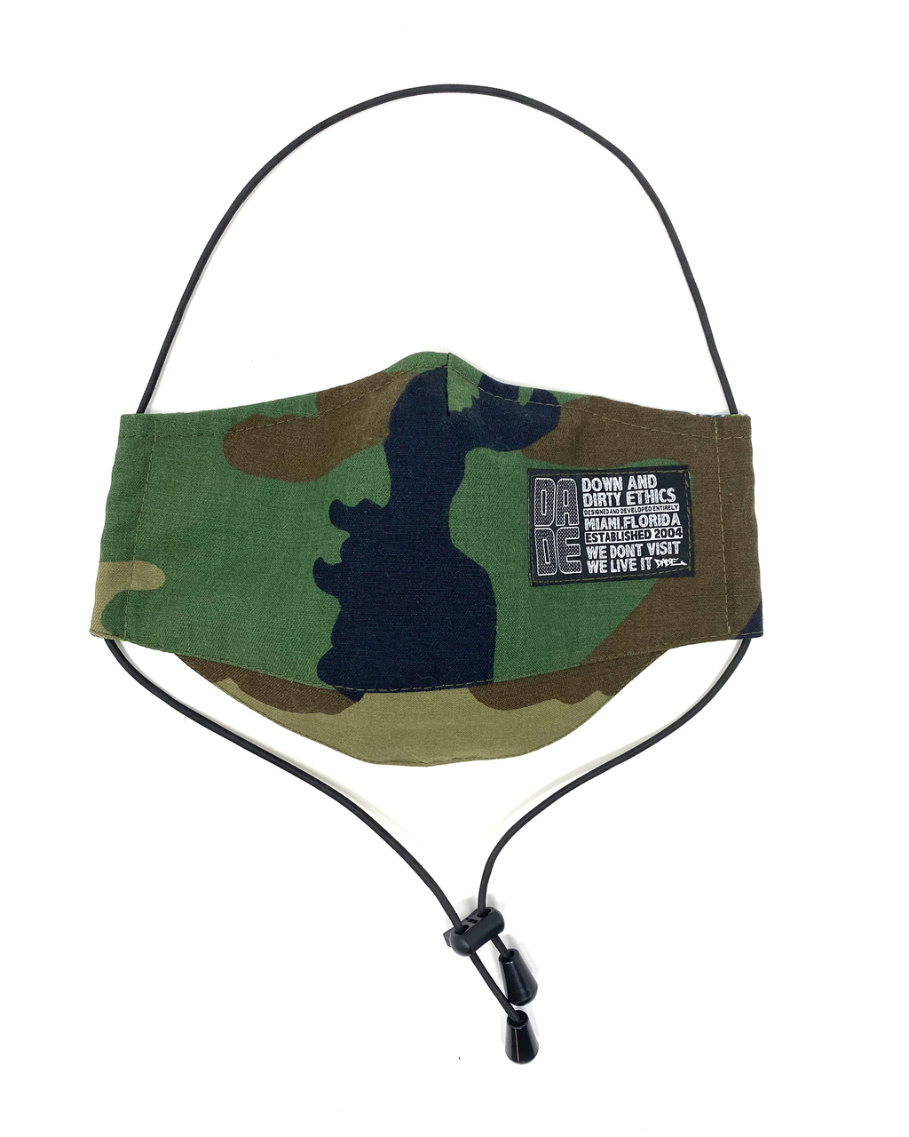 Camo D.A.D.E. Patch Mask