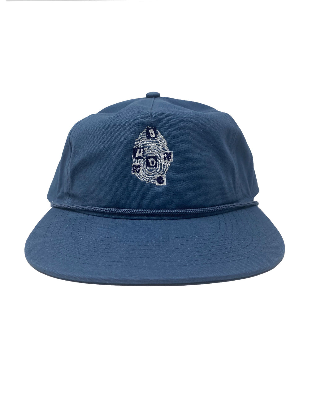 Data 5 panel structured cap